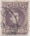 Stamps Spain -  Y & T Nº 216 (5)