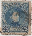 Stamps Spain -  Y & T Nº 218