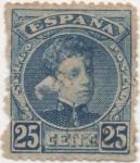Sellos de Europa - España -  Y & T Nº 218 (1)