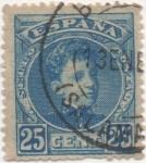 Stamps Spain -  Y & T Nº 218 (2)