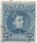 Stamps Spain -  Y & T Nº 218 (3)