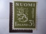 Sellos de Europa - Finlandia -  Suomi Finland. Markkaa - (Yvert/259)