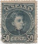 Sellos de Europa - España -  Y & T Nº 222
