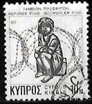 Stamps Cyprus -  Chipre-cambio