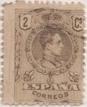Stamps Spain -  Y & T Nº 242