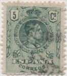 Stamps Spain -  Y & T Nº 243 (2)