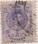 Stamps Spain -  Y & T Nº 245 (2)