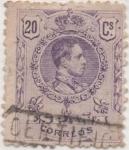 Stamps Spain -  Y & T Nº 247 (1)