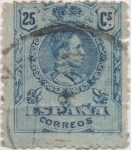 Stamps Spain -  Y & T Nº 248 (4)