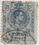 Sellos de Europa - España -  Y & T Nº 248 (5)