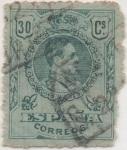 Stamps Spain -  Y & T Nº 249 (1)