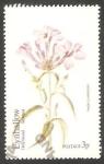 Stamps : Europe : United_Kingdom :  Flor