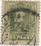 Stamps Spain -  Y & T Nº 272