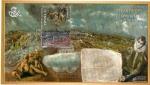 Sellos de Europa - España -  4892-Centenario del fallecimiento del Greco.