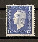 Sellos de Europa - Francia -  Marianne - Dulac.