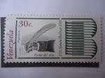 Stamps Venezuela -  Angostura - Firma del Acta-