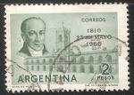 Sellos de America - Argentina -  Paso