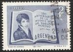 Sellos de America - Argentina -  Mariano Moreno