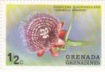 Stamps Grenada -  granadilla barbadine