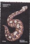 Sellos de Africa - Tanzania -  serpiente