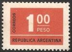 sello : America : Argentina : Argentina