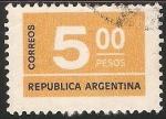 Stamps Argentina -  Argentina