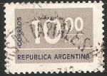 Sellos de America - Argentina -  Argentina