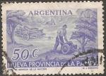 Sellos del Mundo : America : Argentina : Nueva provincia de la Pampa
