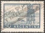 Sellos de America - Argentina -  Puerto de Buenos Aires