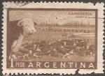 Sellos de America - Argentina -  Ganaderia