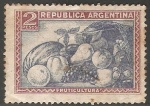 Sellos de America - Argentina -  Fruticultura