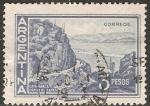 Stamps Argentina -  Cuesta de Zapata