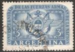 Sellos de America - Argentina -  Fuerzas armadas de la nacion