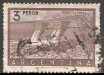 Sellos del Mundo : America : Argentina : Dique El Nihuil