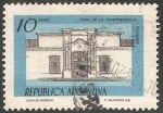 Sellos de America - Argentina -  Casa de la Independencia Tucumana