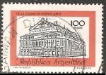 Stamps Argentina -  Teatro Colon