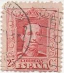 Stamps Spain -  Y & T Nº 279a (3)
