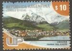 Sellos del Mundo : America : Argentina : Ushuaia Tierra del Fuego