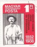 Stamps Hungary -  szanto kovas janos 1852-1908