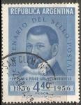 Sellos de America - Argentina -  Dr. Juan G Pujol
