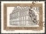 Sellos de America - Argentina -  Palacio de Correos