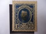 Stamps Russia -  Zar Nicolás II (1868-1918) Casa Romanov, 300° aniversarios - Rusia Imperial