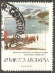 Sellos del Mundo : America : Argentina : Estacion Cientifica Almirante Brown