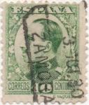Stamps Spain -  Y & T Nº 405