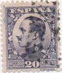 Stamps Spain -  Y & T Nº 407