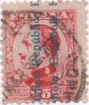 Stamps Spain -  Y & T Nº 408 (3)