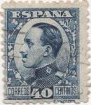Sellos de Europa - España -  Y & T Nº 410 (1)