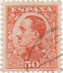 Stamps Spain -  Y & T Nº 411