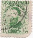 Stamps Spain -  Y & T Nº 500