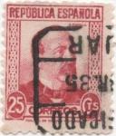 Stamps Spain -  Y & T Nº 503